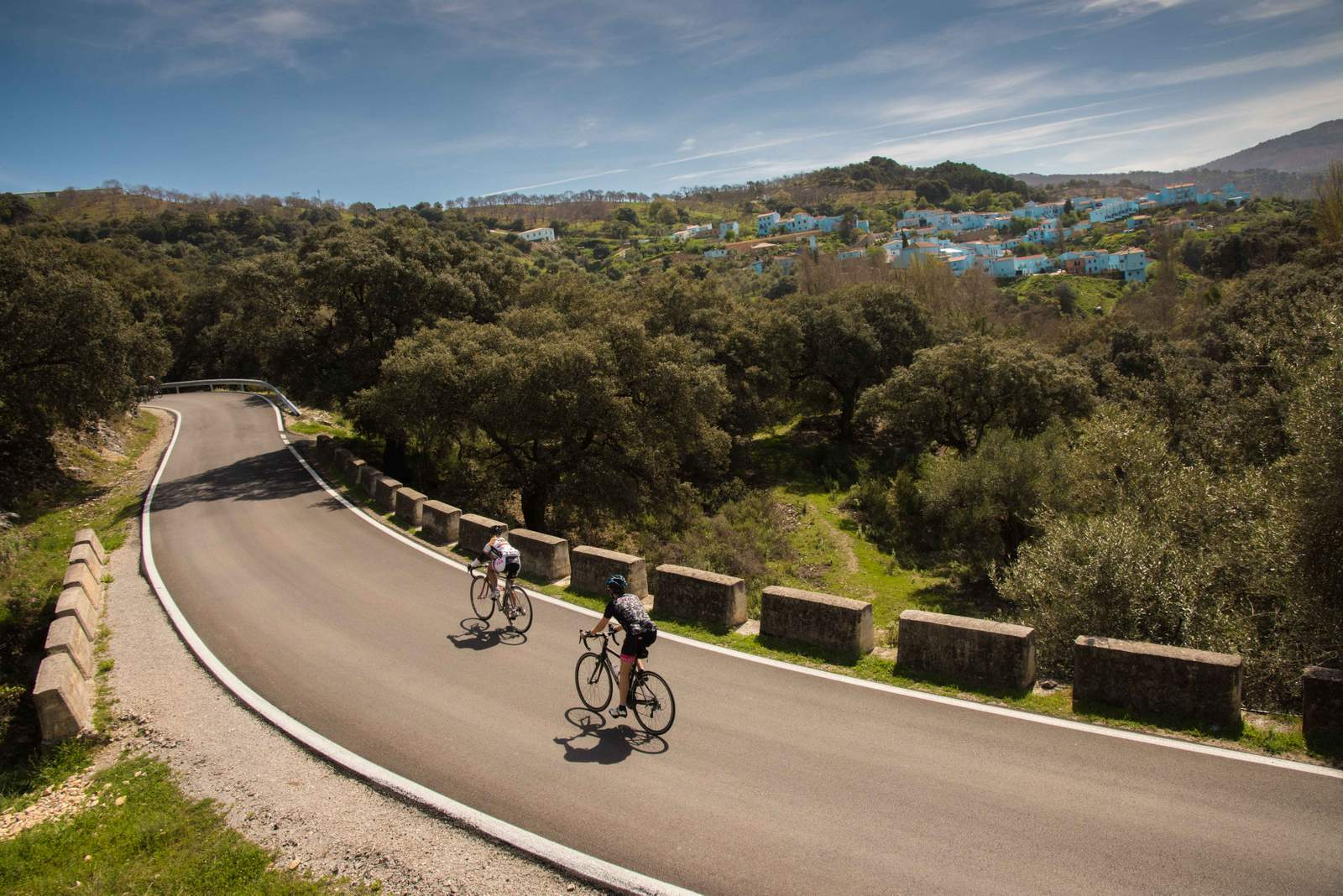Road Cycling Spain