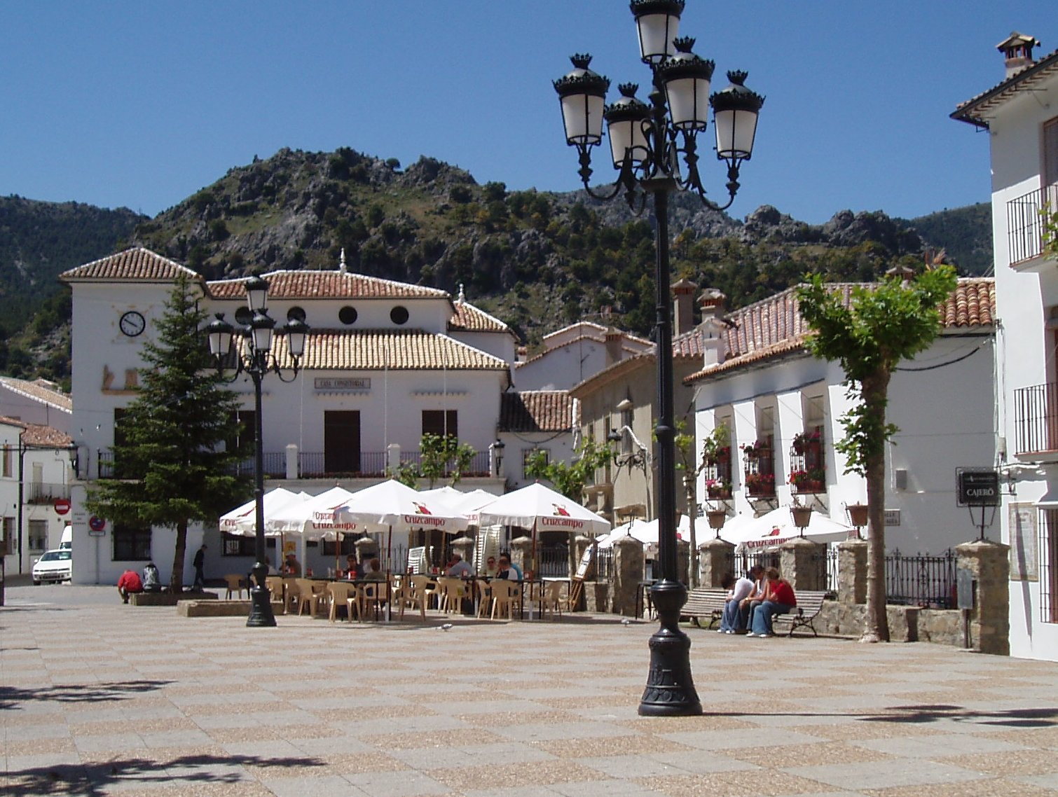 Cycling Holidays in Spain & the White Villages of Andalucia