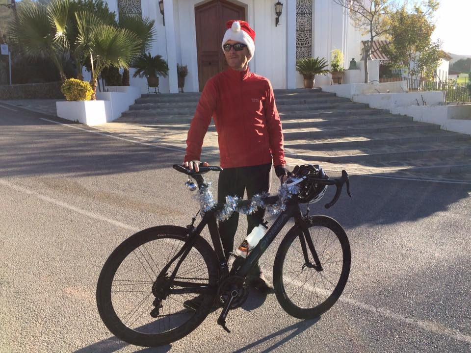 What do Cycling & the Festive Holidays have in comon?