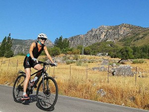 Leisure Cycling Holiday Spain