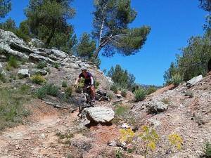 Mountain Biking Holiday Spain