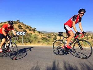 Road Cycling Holiday Spain